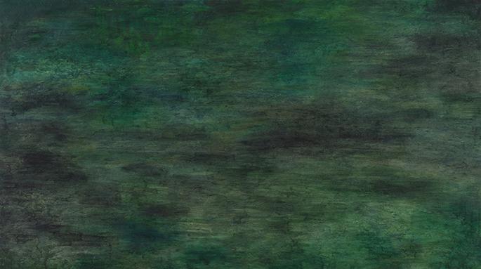 7_빈우혁, 심연, 캔버스에유채, 195x350cm, 2019